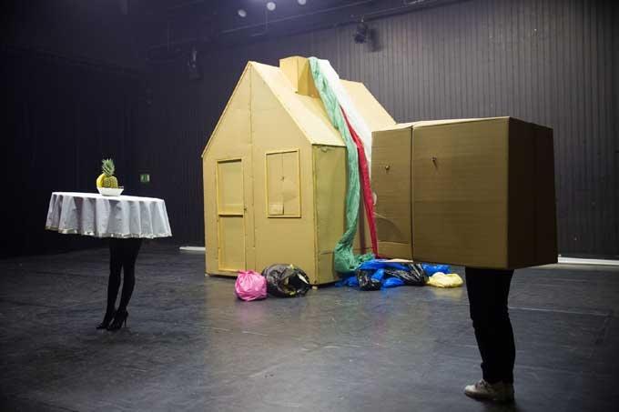 פסטיבל תיאטרון בובות של נירנברג - Photo by: Erich Malter, 2013