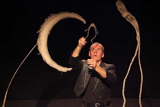 פסטיבל תיאטרון בובות של נירנברג - Photo by: Georg Pöhlein, 2013