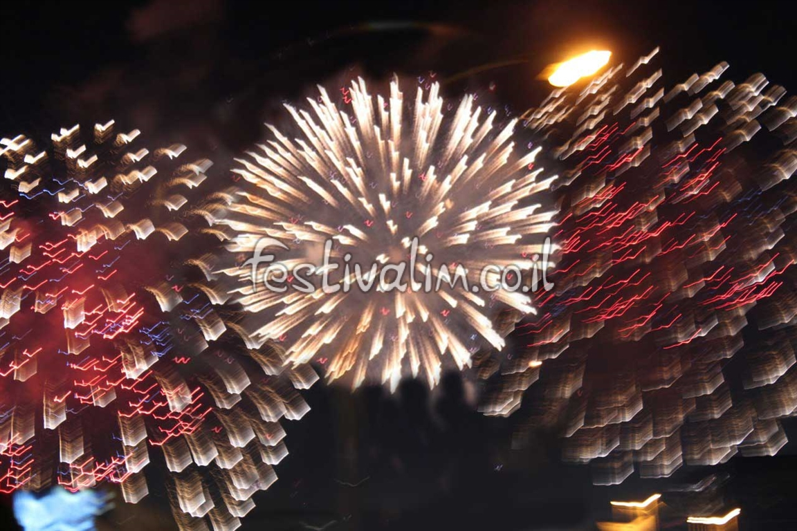 זיקוקים - צילום באדיבות: © CarniFest Online