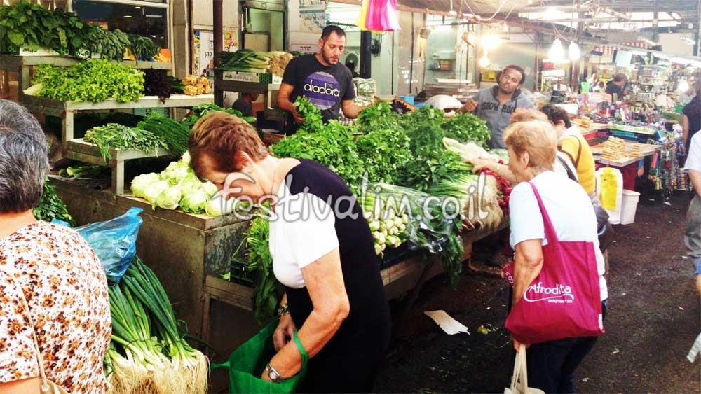 שוק אוכל - צילום באדיבות: © CarniFest Online