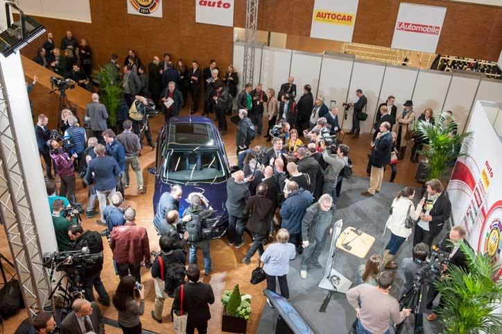 תערוכת המכוניות הבינלאומית ג'נבה מוטור שואו - Photo by: salon-auto.ch