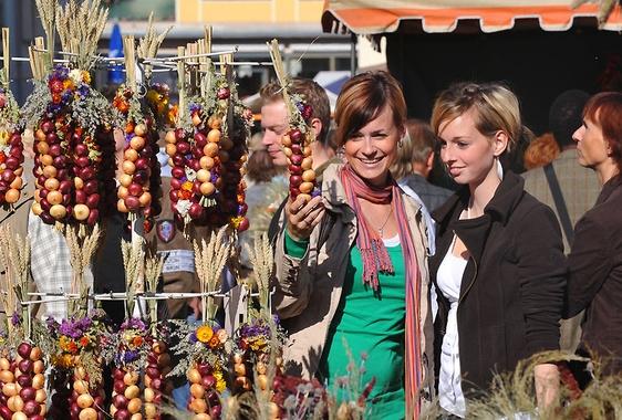 פסטיבל הבצל, ווימר - גרמניה