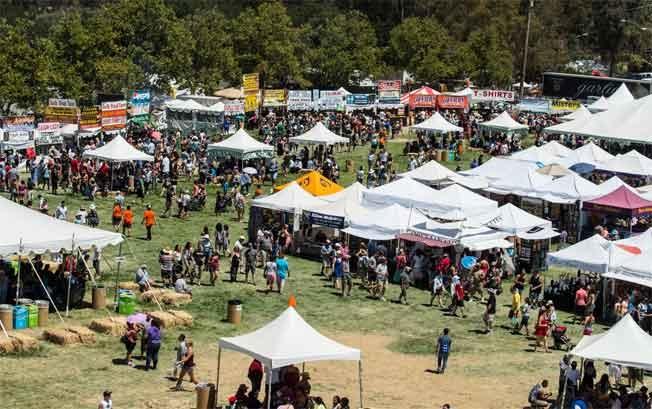 פסטיבל השום של גילרוי  - צילום: gilroygarlicfestival.com
