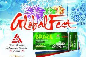 כרזת גלובלפסט – פסטיבל הזיקוקים של קלגרי - צילום:  www.globalfest.ca