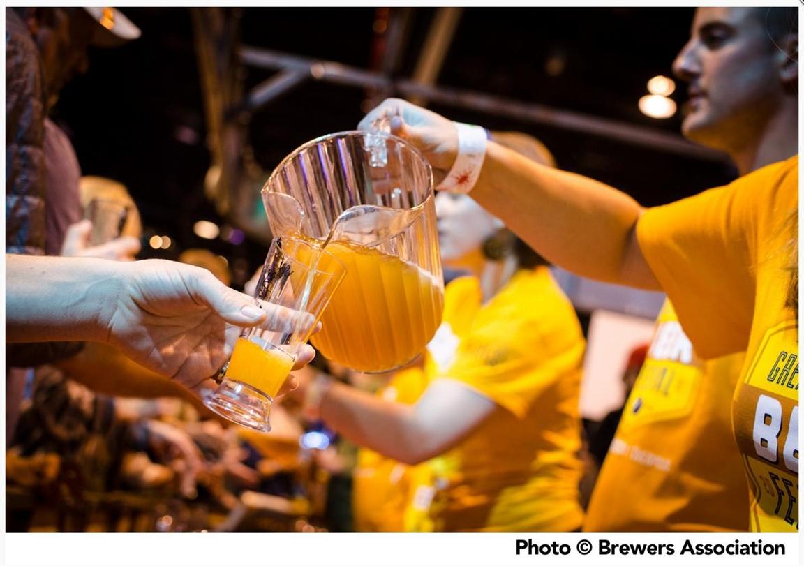 פסטיבל הבירה הגדול של אמריקה בדנוור קולורדו - www.greatamericanbeerfestival.com