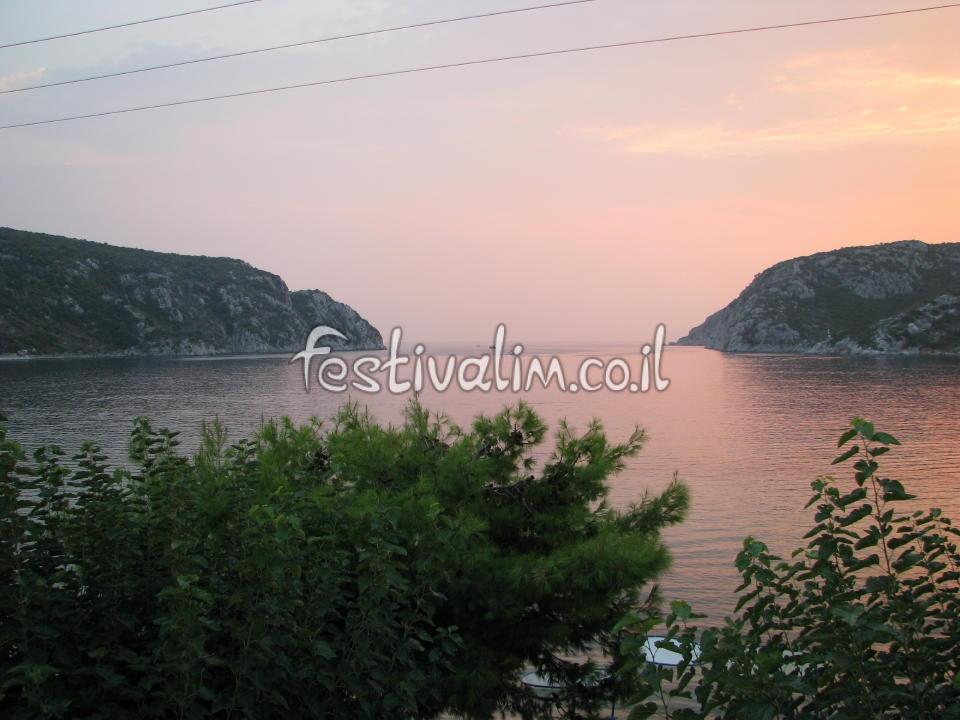 פורטו קאופו - סיטוניה, חלקידיקי, יוון - צילום באדיבות: © CarniFest Online