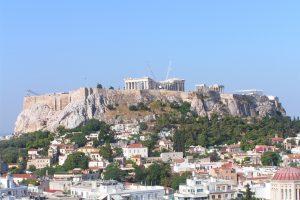 יוון, אתונה, אקרופוליס