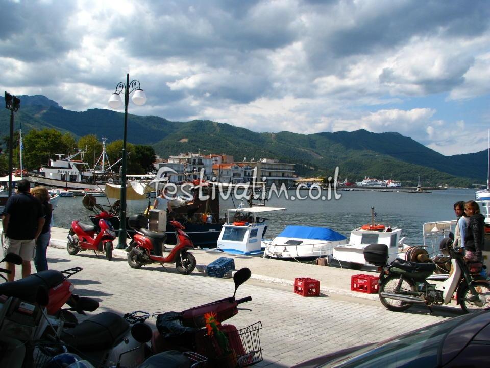 יוון, האי תאסוס - צילום באדיבות: © CarniFest Online