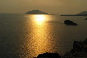 יוון שקיעה בקייפ סוניון - צילום באדיבות: © CarniFest Online