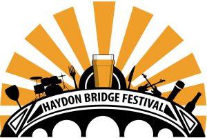 הכרזה של פסטיבל היידון- בריג' - צילום: www.haydonbridgefestival.co.uk