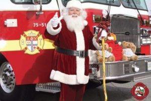 מצעד הסחיוע לסנטה לאסוף מתנות לילדים - צילום: www.toyparade.org