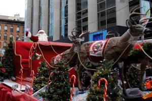 מצעד סנטה קלאוס באוטווה - צילום: toyparade.ca