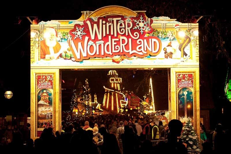 הייד פארק ווינטר וונדרלנד - צילום: www.hydeparkwinterwonderland.com