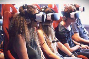 יפו אקספרס - חווית מציאות מדומה - צילום: יובל רווח