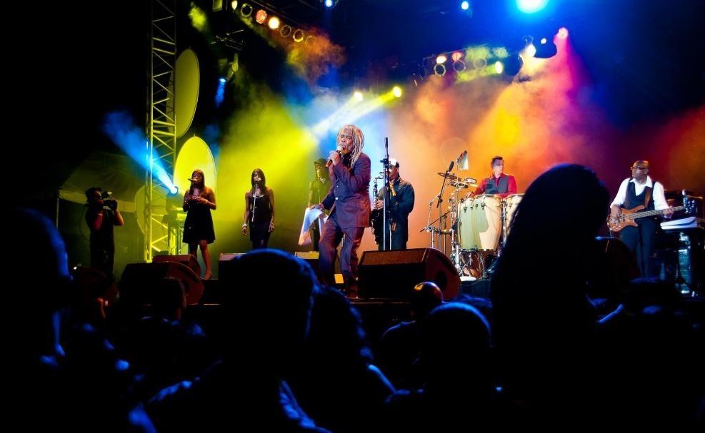 בילי אושן 2010, פסטיבל ג'אז ןבלוז בג'מייקה - Photo by: jamaicajazzandblues.com