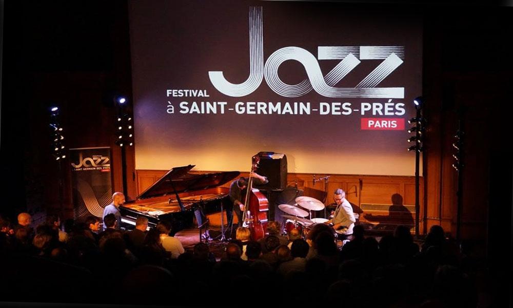 פסטיבל הג'אז של סן-ג'רמן דה-פרה - צילום: festivaljazzsaintgermainparis.com