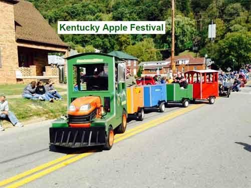 פסטיבל התפוח של קנטאקי - צילום:  kyapplefest.org