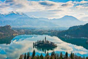 אגם בלד - סלובניה - צילום: www.bled.si