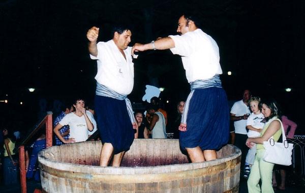 פסטיבל היין של לימסול - צילום: www.limassolmunicipal.com.cy