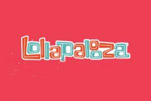 פסטיבל לולהפלוזה - לוגו - צילום: www.lollapalooza.com