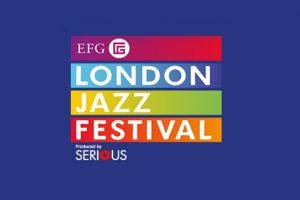פסטיבל הג'אז של לונדון - לוגו - צילום: www.efglondonjazzfestival.org.uk