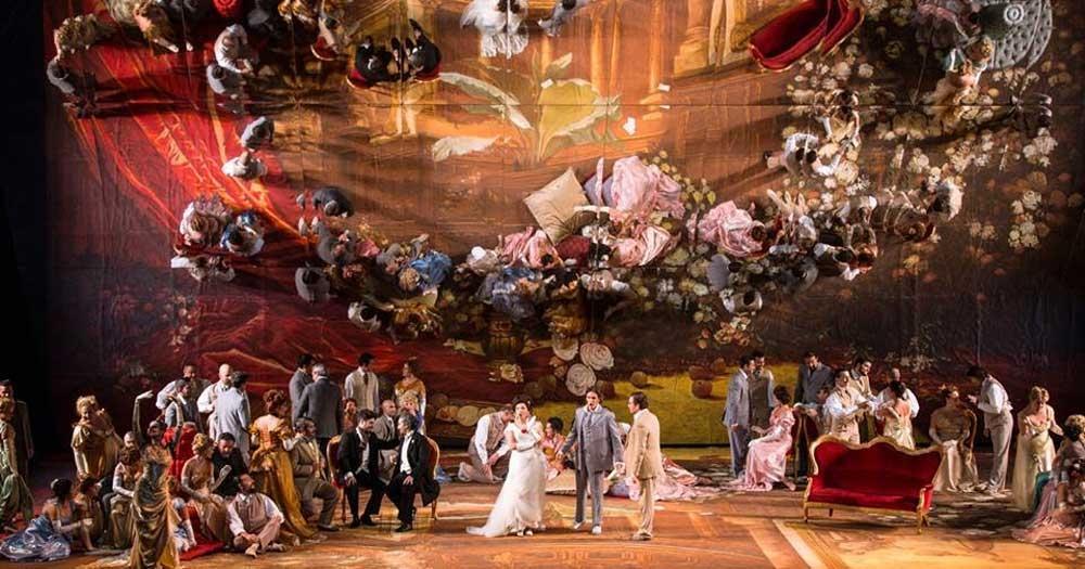 פסטיבל האופרה מצ'רטה ספריטריו - צילום: www.sferisterio.it