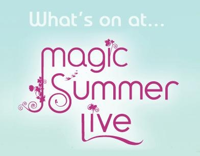 פסטיבל מג'יק סאמר לייב - www.magicsummerlive.co.uk