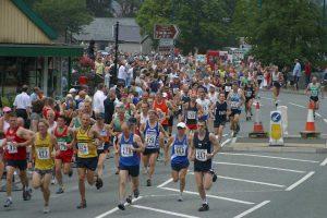 ריצת מרתון - צילום:  Gwyndafh /  pixabay.com