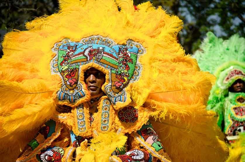 מרדי גרא ניו-אורליאנס - באדיבות: MardiGrasNewOrleans.com
