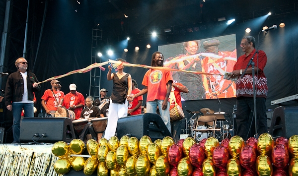 פסטיבל הרגיי של מונטריאול - Photo by: montrealinternationalreggaefestival.com