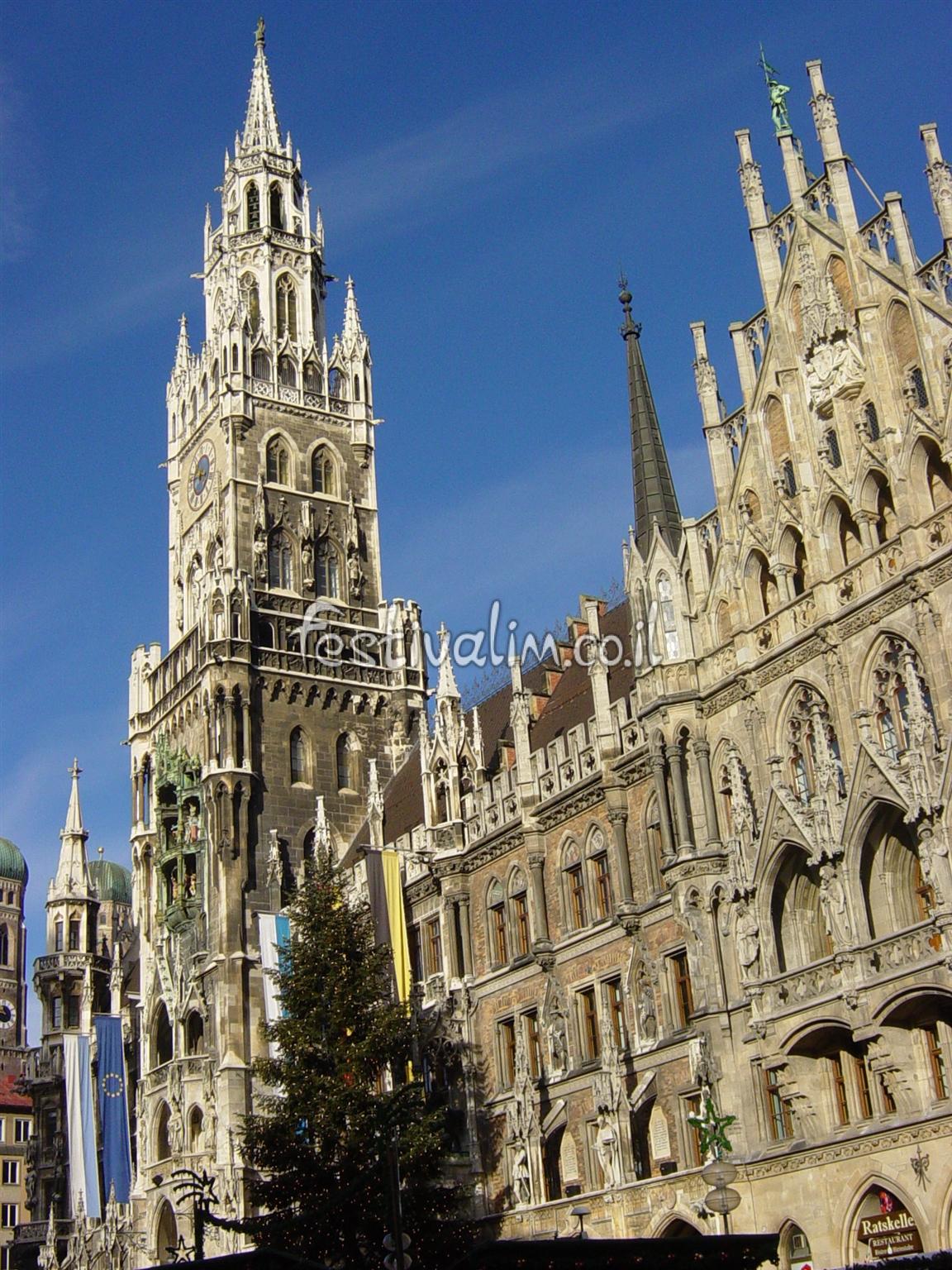 מינכן - צילום באדיבות: © CarniFest Online