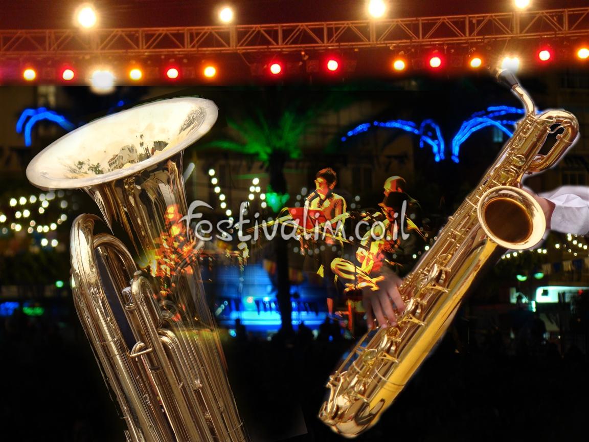 מוסיקה על הבמה - צילום באדיבות: © CarniFest Online
