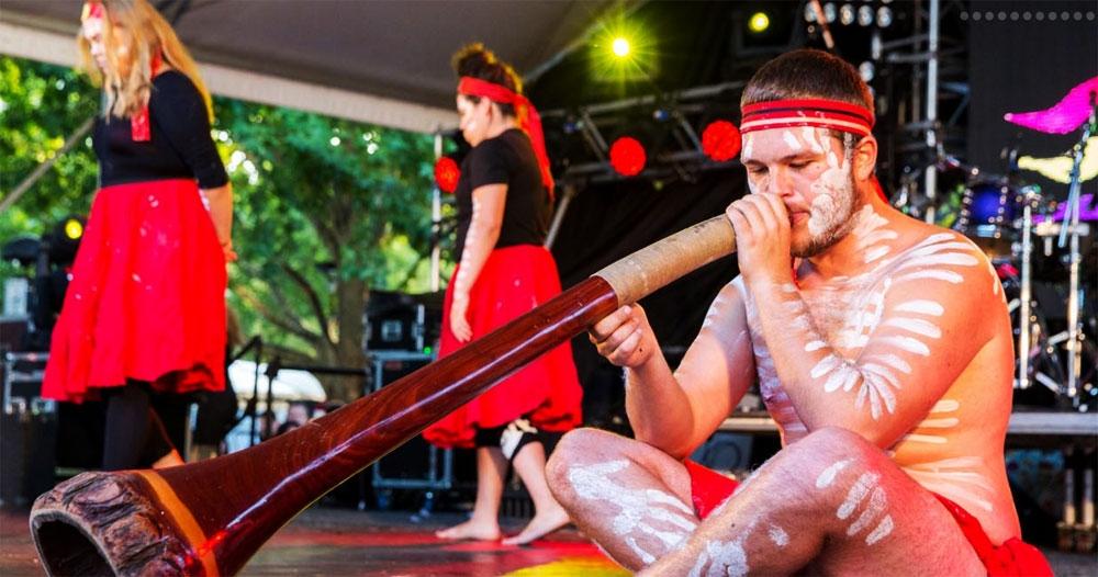 הפסטיבל הלאומי הרב-תרבותי בקנברה - צילום:  www.multiculturalfestival.com.au
