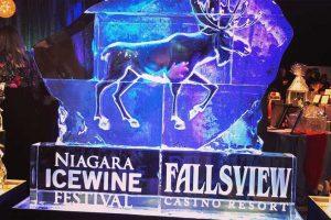 פסטיבל ניאגרה ליין קרח - צילום: www.niagarawinefestival.com