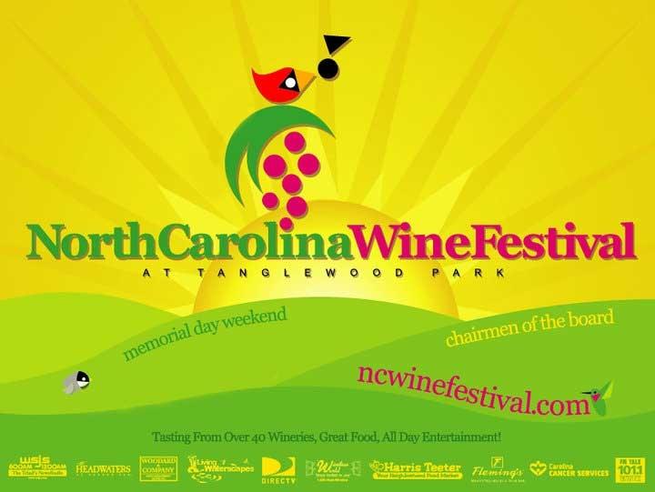 פסטיבל היין של צפון קרוליינה - תמונה: www.ncwinefestival.com