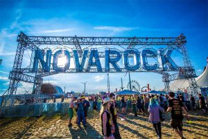פסטיבל נובה רוק - צילום: www.novarock.at