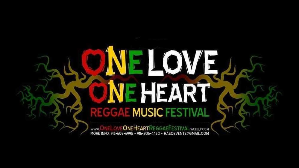 כרזת פסטיבל הרגאיי אהבה אחת לב אחד - צילום: http://oneloveoneheartreggae.com
