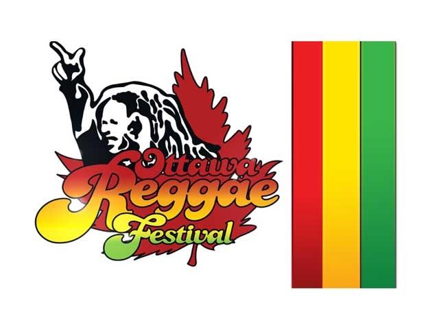 הלוגו של פסטיבל הרגיי הבינלאומי של אוטווה - צילום: Reggae Festival - Promotions Team