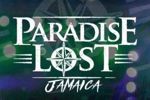 לוגו - פסטיבל המוזיקה פרדייס-לוסט בג'מייקה - צילום: paradiselostjamaica.com
