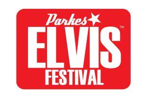 הלוגו של פסטיבל אלביס פארקס - Photo: www.parkeselvisfestival.com.au