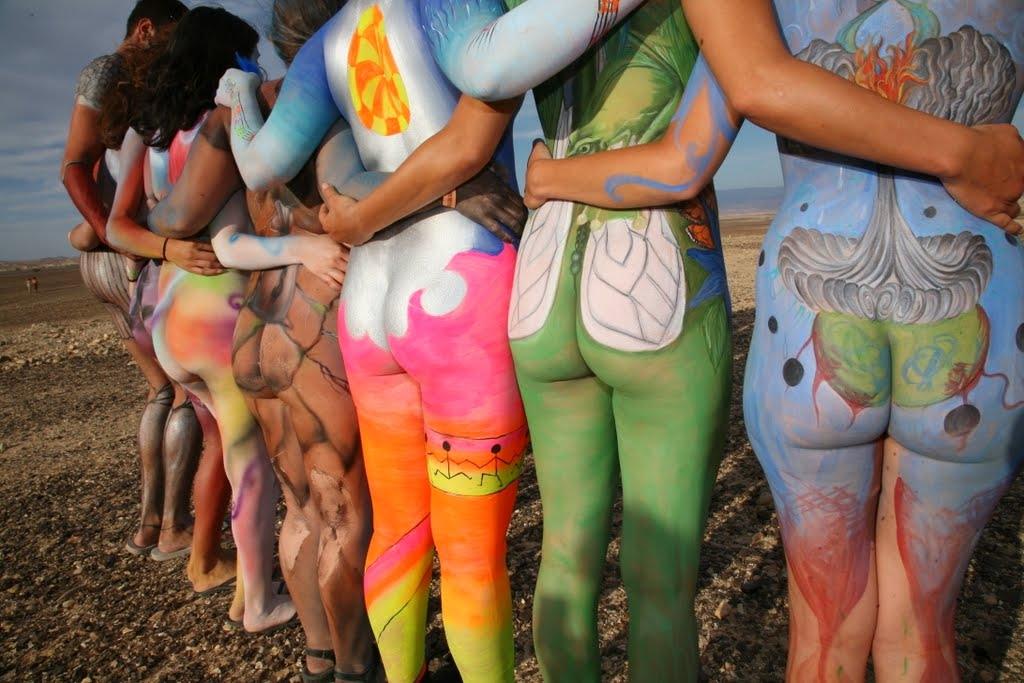 פסטיבל פשוט - צילום באדיבות: אשרם במדבר