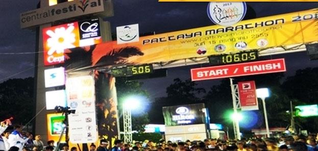 מרתון פטיה - Photo by: www.pattaya-marathon.net