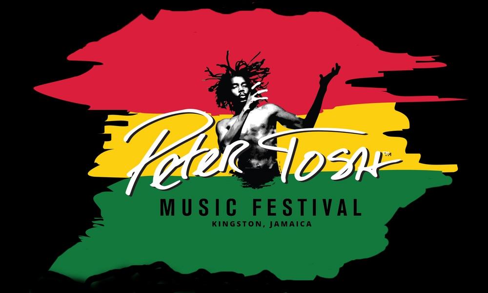 כרזת פסטיבל פטר טוש - צילום: petertosh.com