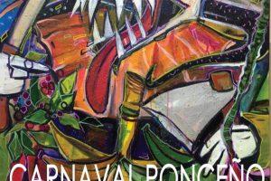 כרזה של קרנבל פונסה - צילום: www.facebook.comcarnaval.ponceno