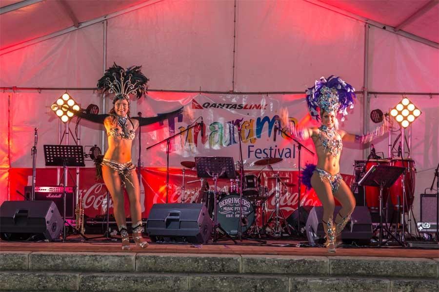 פסטיבל טונהרמה פורט לינקולן - צילום: www.tunarama.net