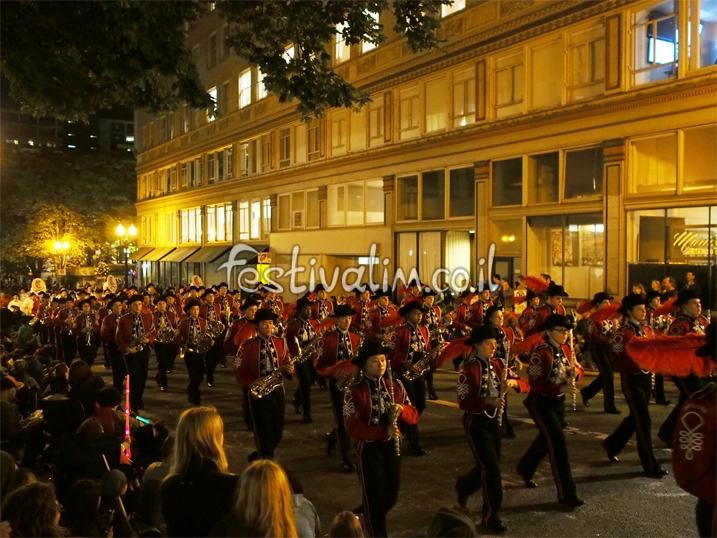 פסטיבל השושונים בפורטלנד - צילום: ע. פורת