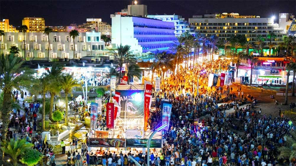 פסטיבל הבירה בים האדום אילת - צילום: יהודה בן יתח