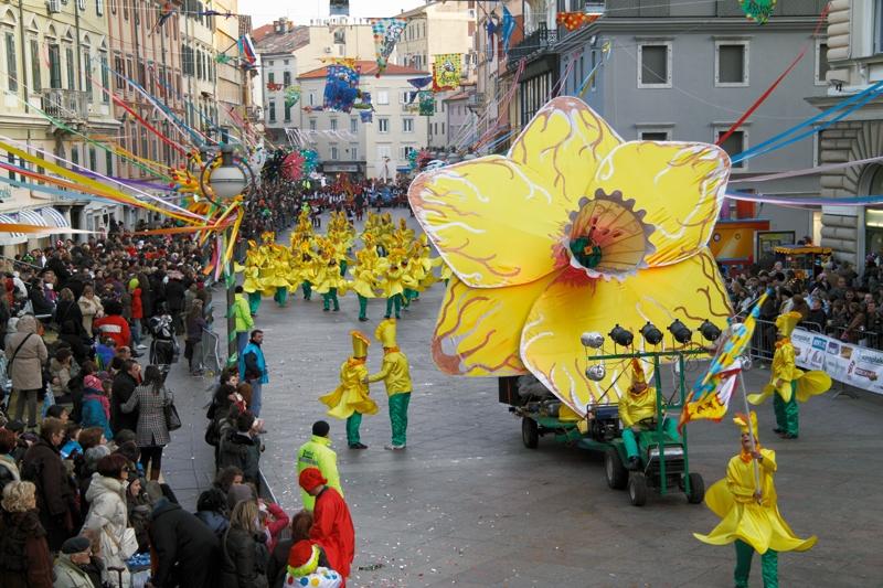 קרנבל רייקה - צילום באדיבות: Rijeka Tourist Board / Rijeka Carnival