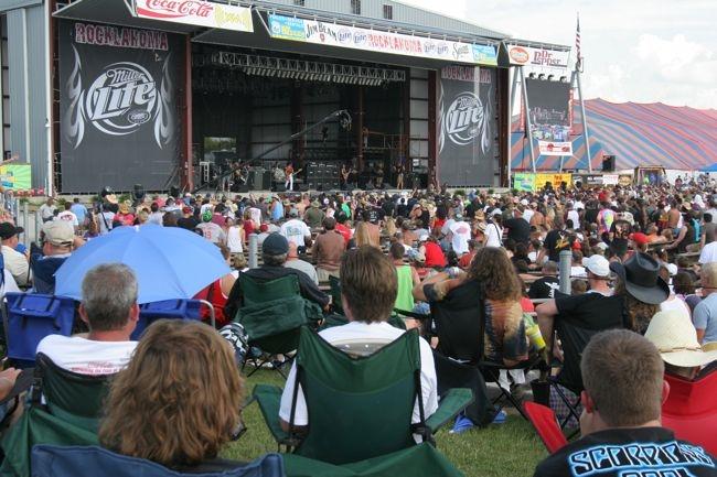 פסטיבל רוקלהומה - Photo by: www.rocklahoma.com