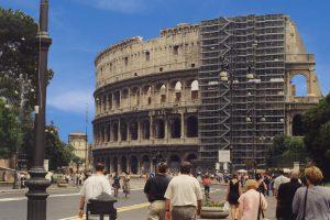 הקוליסיאום ברומא - צילום באדיבות: © CarniFest Online